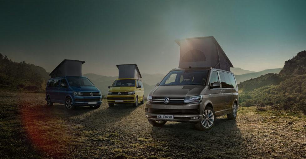VW California Team