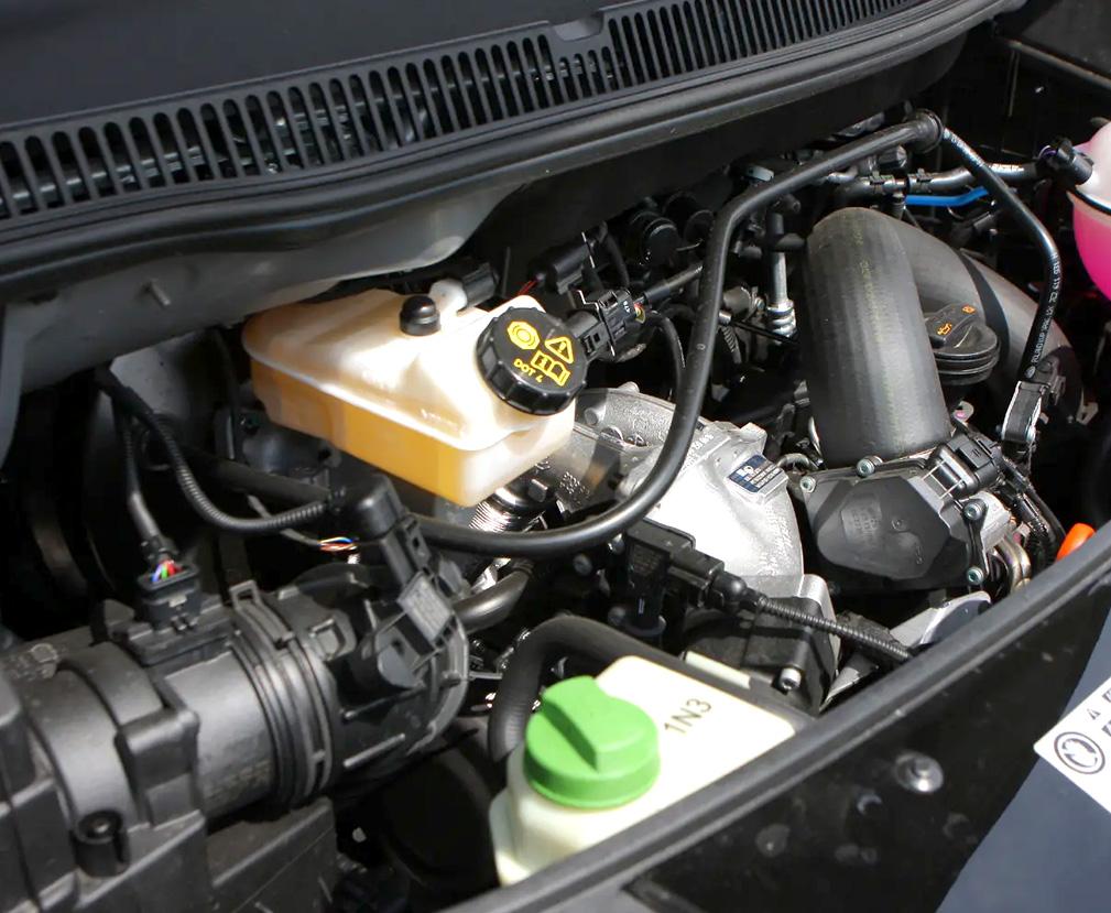 Doposażenie Volkswagen T4 T5 T6