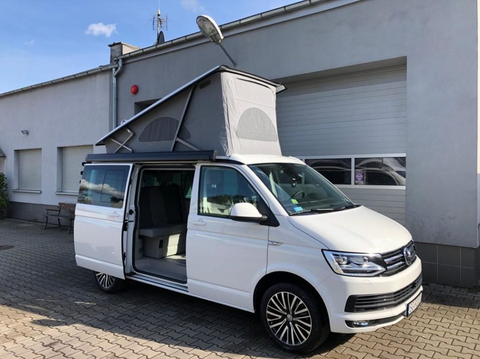 VW California TEAM gallery